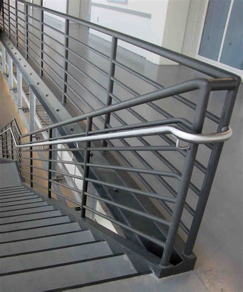 Handrail Guards Steel Guardrail