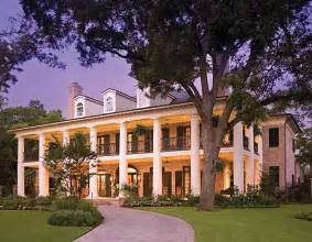 Southern Plantation Style House Plans by Plantation Style Homes On Southern Plantation