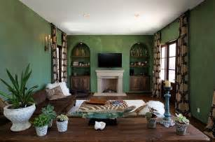 25 Residing Rooms That Unleash Refreshing Charm Of Green   Best of