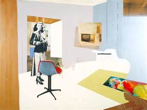 Richard Hamilton Interior Ii Richard Hamilton Pop Art Popart Fotomontage Montage