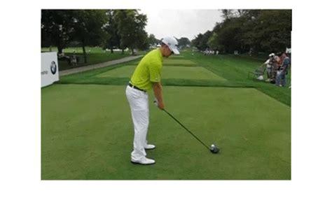 hunter mahan swing tips belajar golf untuk pemula tip hunter mahan 5 gerakan
