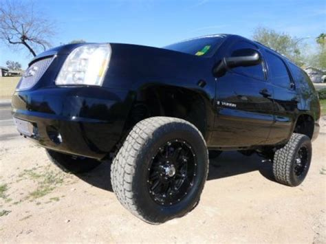 Auto Upholstery Keller Tx by Purchase Used 2012 Black Denali 4x4 Navi Auto Power