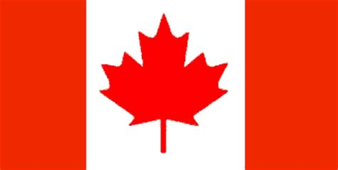 Canadian Flag of Canada : Trail Canada