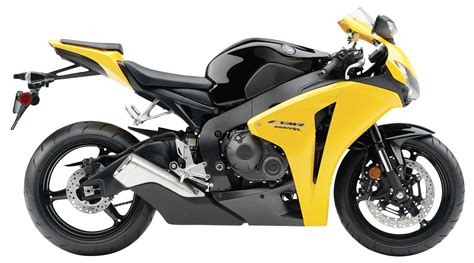 cbr motorbike honda cbr 1000rr yellow motorcycle bike png image pngpix