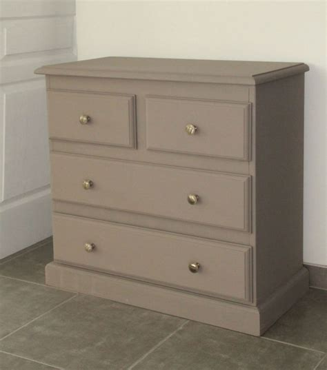 peindre armoire métallique commode taupe tendance diy relooking mobilier cr 233 er ma