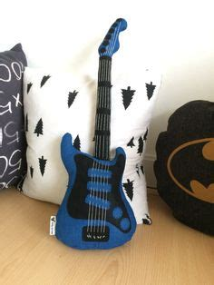 guitar pillows great gift for boys until they re enough to a
