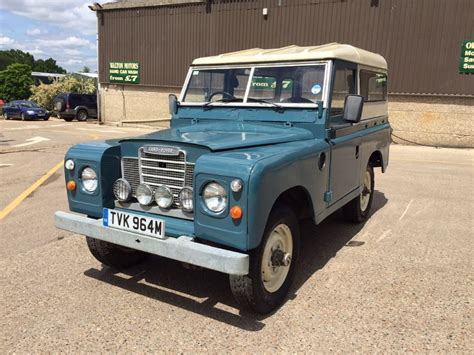 land rover series 3 4 used land rover series iii 2 25 galvanized chassis for