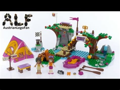 Lego Friends 41121 Adventure C lego river rafting with real water how to save money and