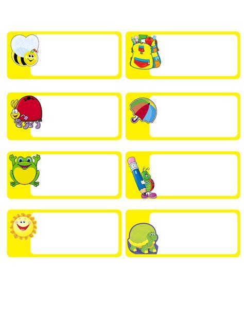 etiquetas para poner nombre a los cuadernos colorear etiquetas infantiles para cuadernos imagui