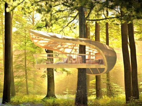 e terra samara an innovative tree house design home