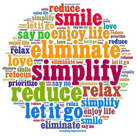 simplify your home simple living manifesto 72 ideas to simplify your life
