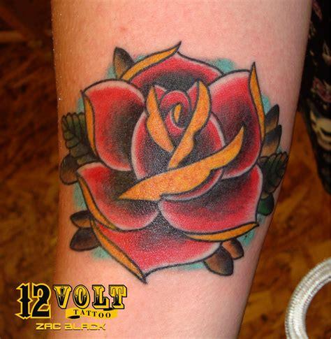 12 volt tattoo 12 volt zac black