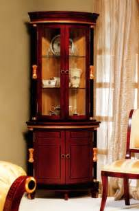 Corner Curio Cabinet Used 10 Corner Curio Cabinets Ideas And Designs