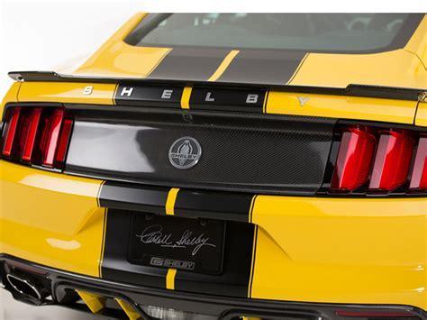 spoiler mustang 2015 2016 mustang carbon fiber rear spoiler sgt045