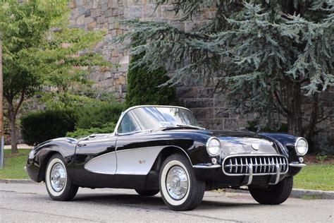 1956 chevrolet corvette 1956 chevrolet corvette 0 black used chevrolet corvette