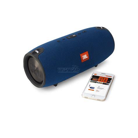 Speaker Jbl Xtreme portable wireless speaker jbl xtreme jblxtremeblueu