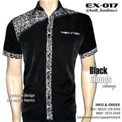Yudika Black Ak Pakaian Pria Koko Warna Hitam Termurah Which One You Choose Youngster Black Or White Shirt