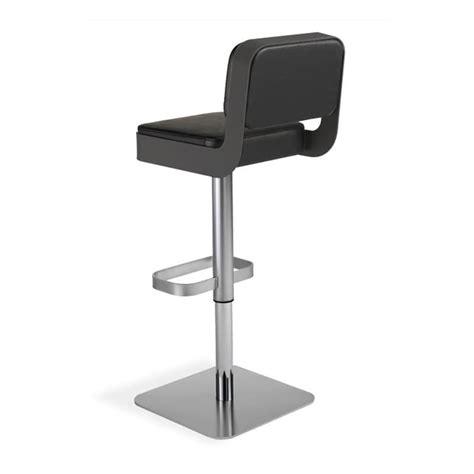 bar stools plus swivel stool comfortable padded seat adjustable height
