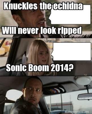 Boom Meme - funny sonic boom memes