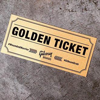 Contest The Lush Golden Ticket by Gibsonguitar Es P 225 Oficial De Gibson En Espa 241 Ol