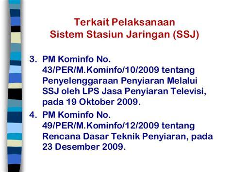 Dasar Dasar Penyiaran Riswandi implementasi sistem stasiun jaringan di indonesia