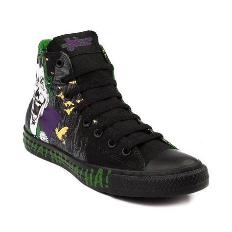 are converse athletic shoes converse all hi joker athletic shoe from journeys
