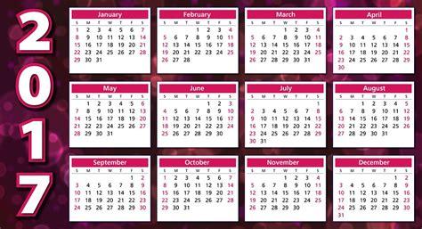 Calendar Agenda Images Free Illustration Calendar 2017 Agenda Schedule Free