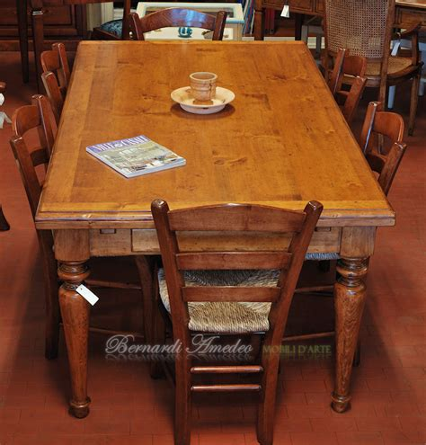 tavoli allungabili rustici tavoli allungabili in abete massello tavoli
