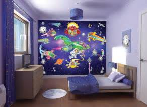 Space Room Decor Outer Space Theme Bedroom Decorating Ideas Room Decorating Ideas Home Decorating Ideas