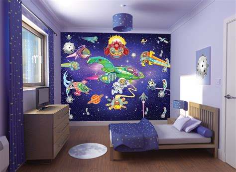 space room decor outer space theme bedroom decorating ideas room
