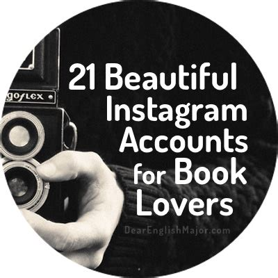 instagram accounts for design lovers to follow the wild 21 beautiful instagram accounts for book lovers dear