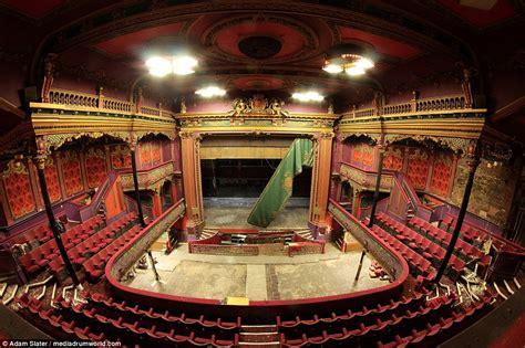 Movie Theatre Home Decor the beatles venue hulme hippodrome remains untouched since