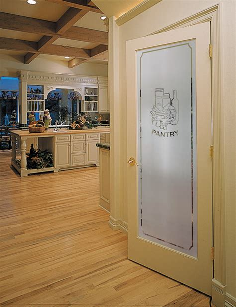 Bathroom Cabinet Doors Only - frosted pantry decorative glass interior door traditional kitchen sacramento by
