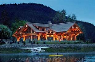 American Barn House Floor Plans Log Post And Beam Homes Picture Gallery Bc Canada