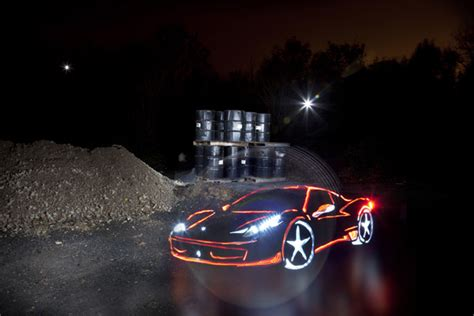 Light Cers by Light Graffiti Cars Chapter The Awesomer