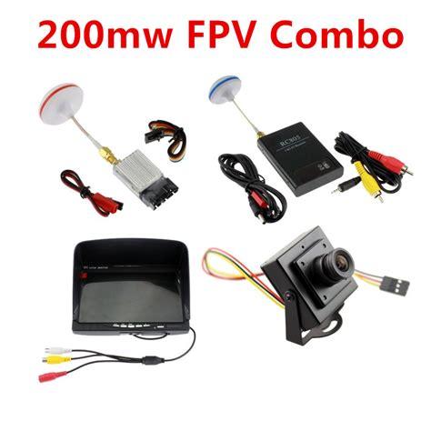 Ghz Fpv aliexpress buy fpv kit combo 5 8ghz 200mw