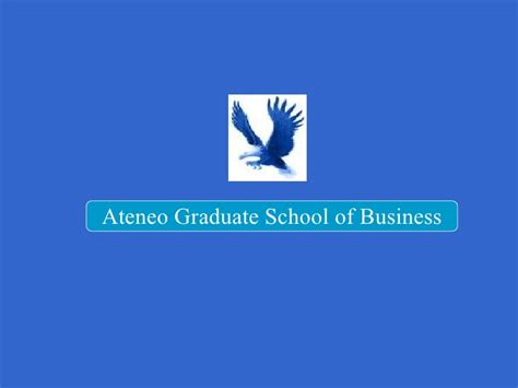 Ateneo Mba Student Log In by Ateneo Hymn