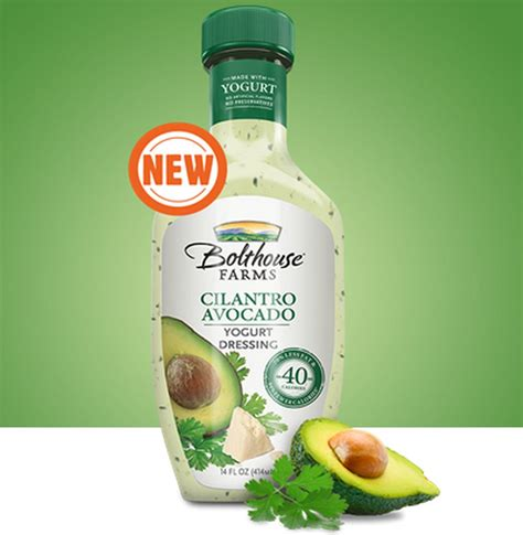boathouse dressing the trick to low calories in bolthouse farms salad