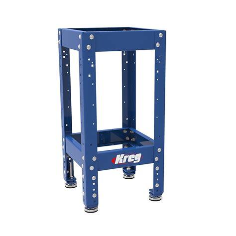 kreg work bench kreg 14 quot x 14 quot universal bench with standard height legs