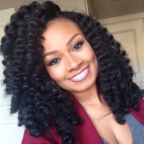 Crochets Hairstyles by 48 Crochet Braids Hairstyles Crochet Braids Inspiration