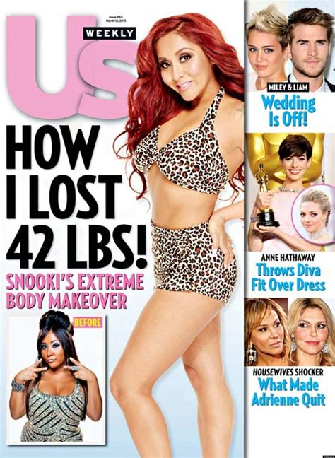 Nicoles Post Baby Bod by Snooki Post Baby New Loses 42 Pounds Poses In