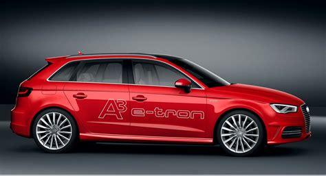 Audi E Tron A3 by Audi A3 E Tron Concept Nails 1 5l 100km Fuel Economy