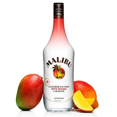 malibu rum malibu mango rum 750ml crown wine spirits