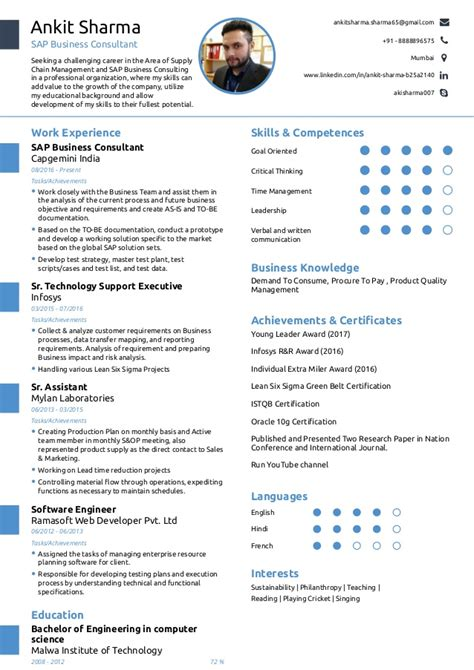 examples of one page resumes resume examples and free resume builder