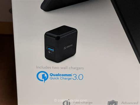 atomi qi wireless charging stand