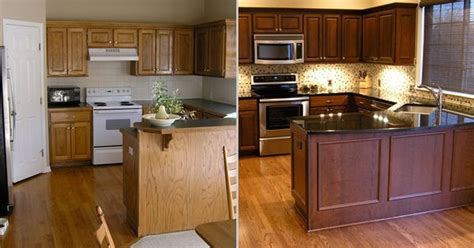 Glazing Kitchen Cabinets Before And After Alt Quot Glazing Kitchen Cabinets Before And After Quot For The Home