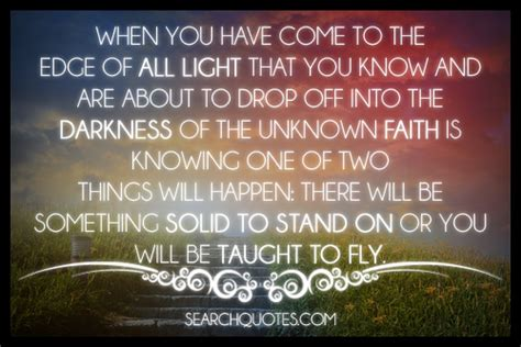 stepping the edge faith and fiasco in a philippine mission books step into the light quotes quotesgram