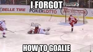 Hockey Goalie Memes - 17 best ideas about funny hockey on pinterest hockey