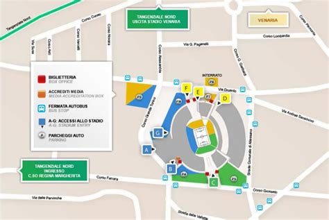 ingressi juventus stadium pin mappa stadio on