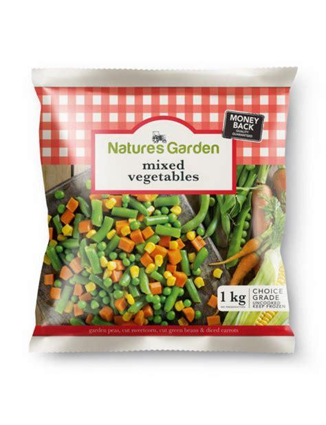 Natures Garden Coupon by Mixed Vegetables Nature S Garden